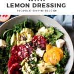 easy kale salad with aldi ingredients